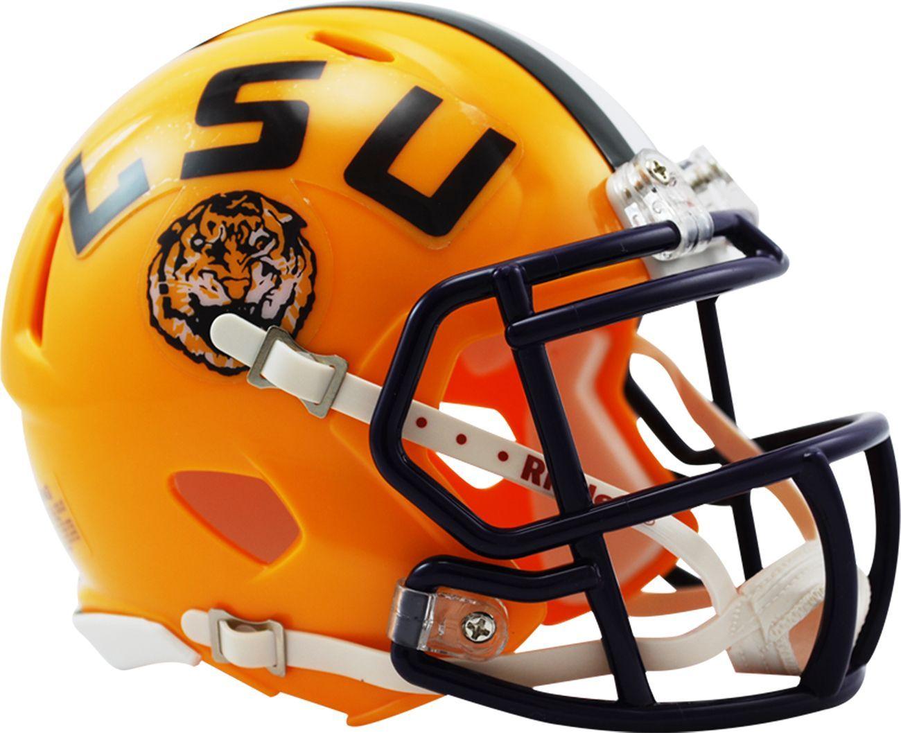 Riddell LSU Tigers Speed Mini Football Helmet in 2019