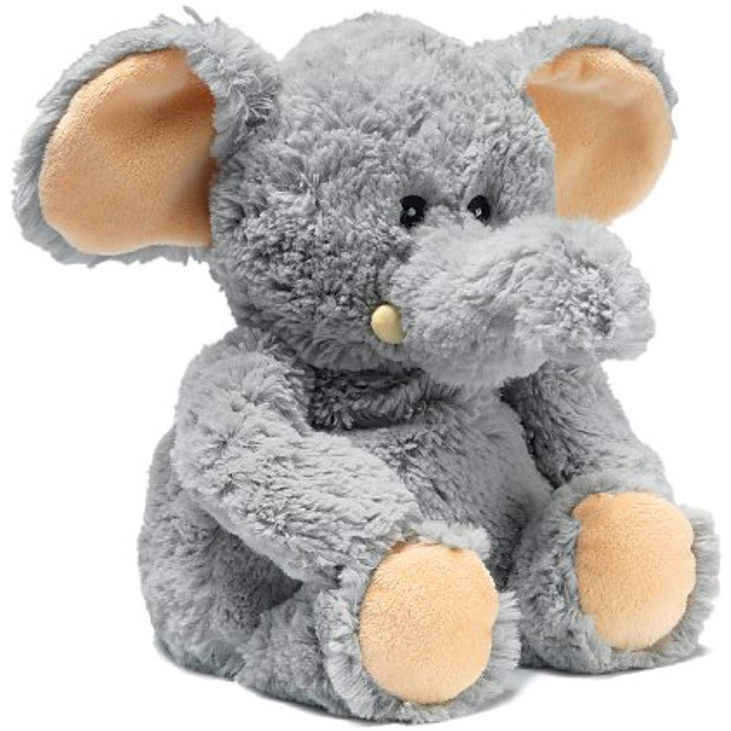 Intelex Cozy Plush Microwaveable Warmer Elephant