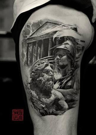 Greek Mythology Tattoos Google Search Idees De Tatouages