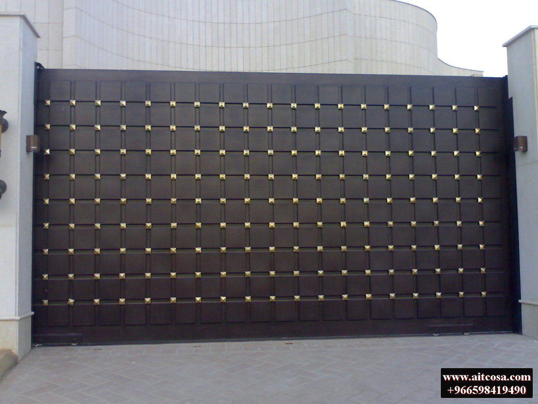 Pin By Meganmaster On ابواب خارجية Entrance Gates Design House
