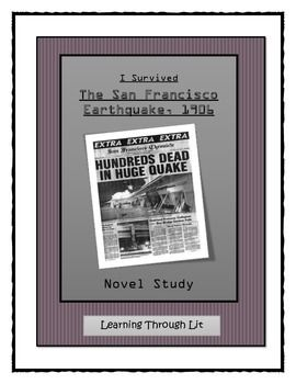 i survived the san francisco earthquake 1906 comprehension text evidence