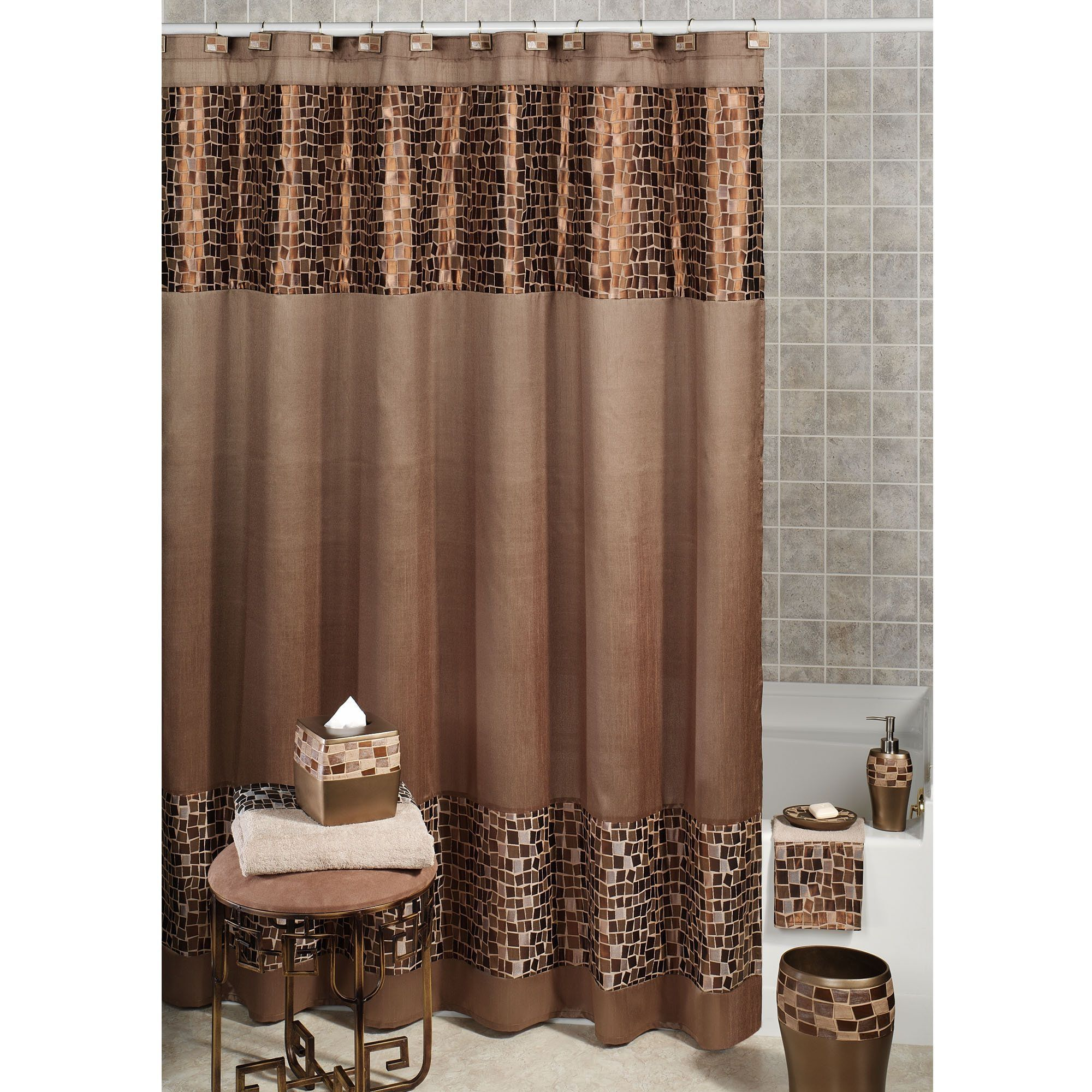Explore Elegant Shower Curtainore