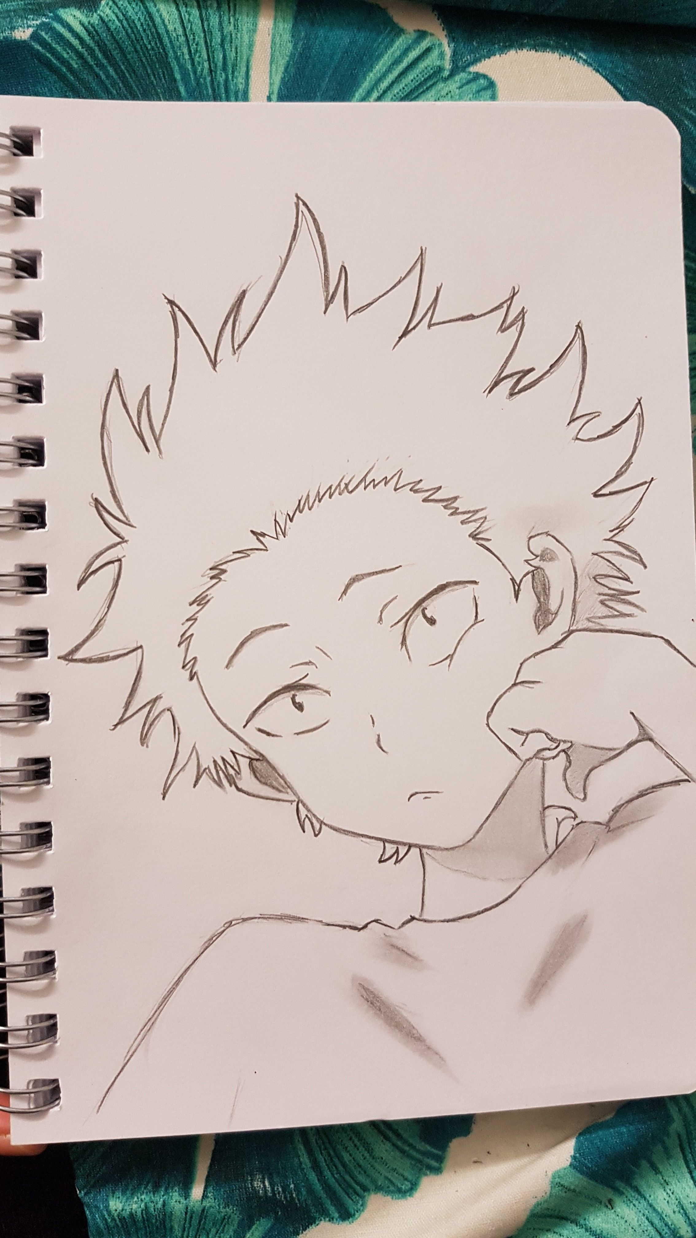 A silent voice character drawing sketches anime drawings