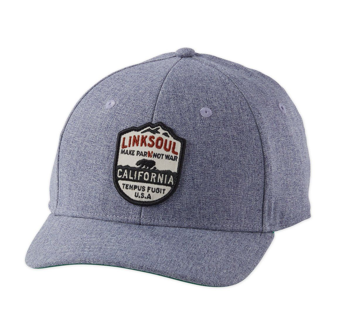 California Shield Patch Hat Linksoul California Patches California Hat