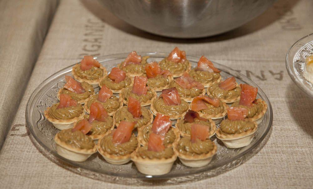 #tartaletas #guacamole #catering #CateringCumpleaños especial MatrioskasEventos