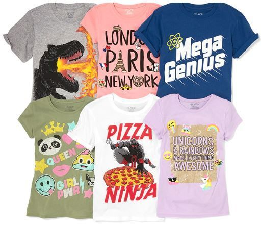 Up to 50% off Entire Children's Place Site + All Clearance