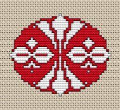 Assisi Pattern No.2 free cross stitch pattern