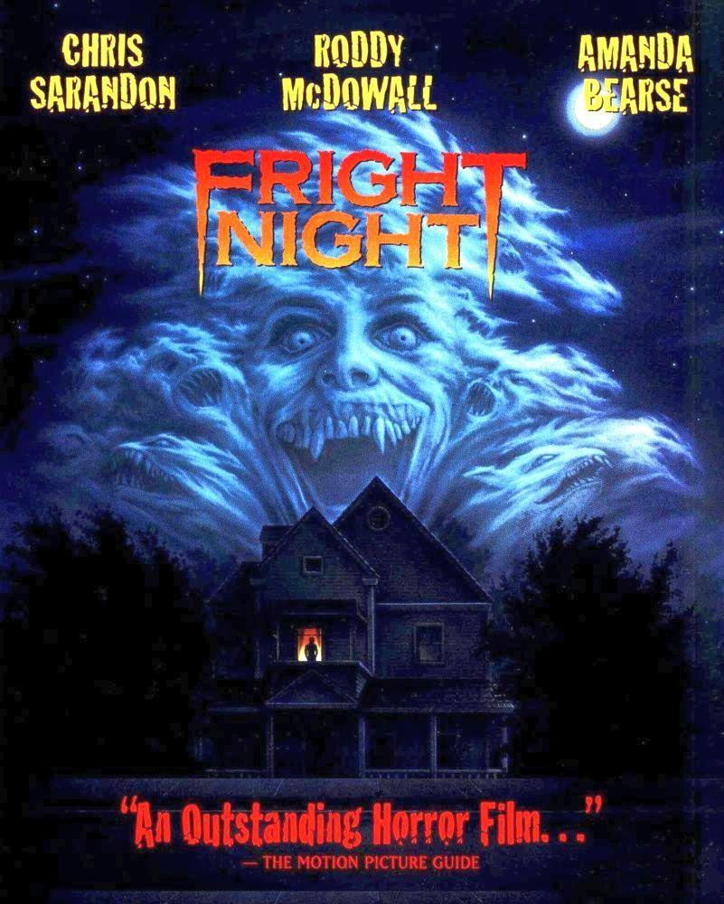 Fright night fright night vampire movies scary movies