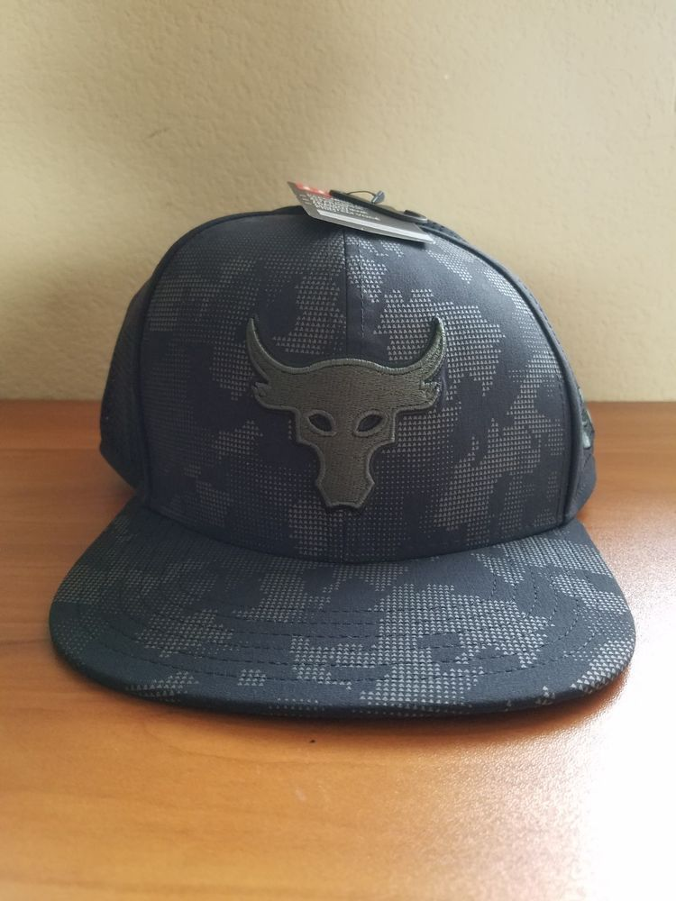 ba6a2c352e628 ... promo code for under armour x project rock supervent snapback cap  1305063 002 fashion clothing 1cf63