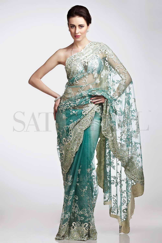 satya paul indian saree - Yahoo Image Search Results
