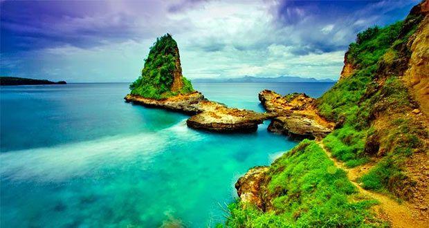 Tempat Wisata Instagramable Lombok Di 2020 Pemandangan Pantai Pulau Lombok