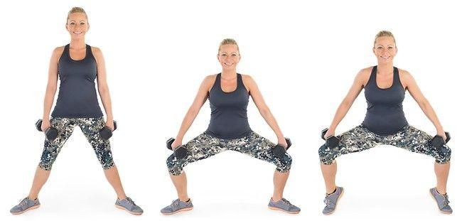 58 bahnbrechende Übungen, die Ihre Oberschenkel verwandeln