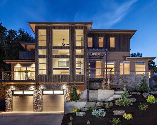 Best Tips To Design The Outside Of Split Level House | Home Decor Help