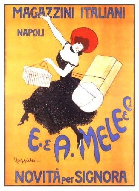 Magazzini Italiani Napoli