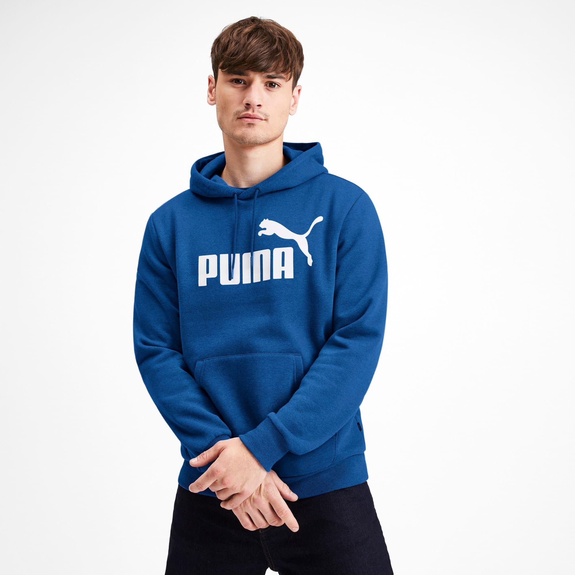 Sweat à capuche Essentials Fleece pour homme | Puma outfit
