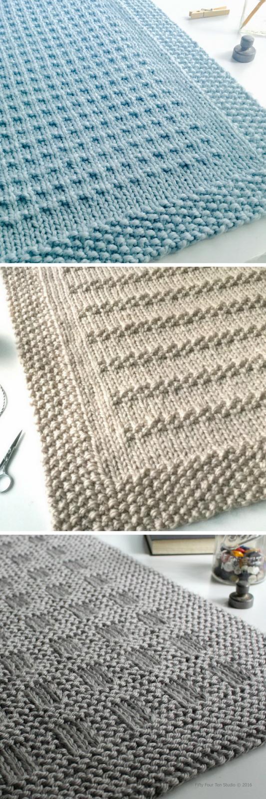My Favorite Knitting Pattern Highlights from 2016 | Medium throws ...