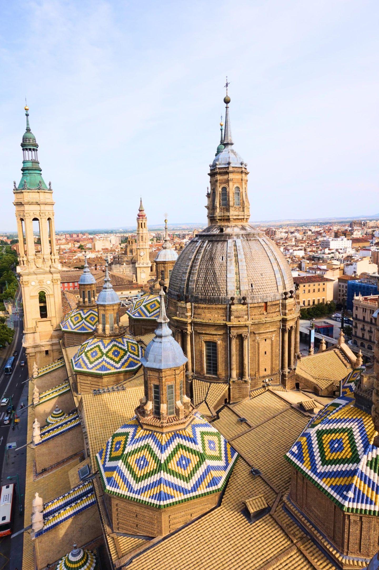 48hour Guide To The Cultural Spanish City Of Zaragoza Zaragoza