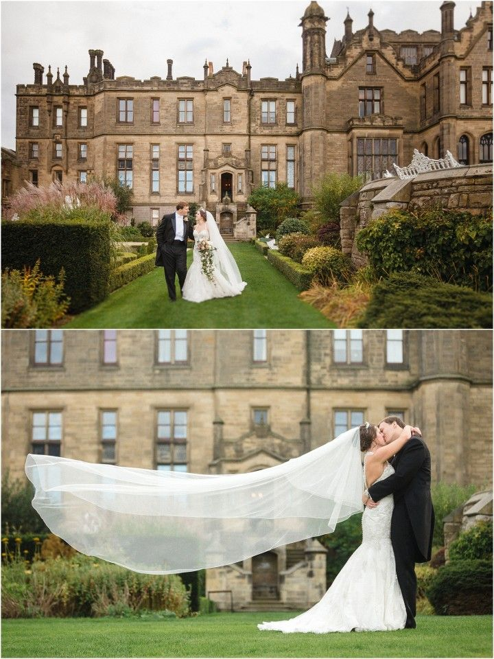 budget wedding venues north yorkshire%0A Allerton Castle Wedding  North Yorkshire  Amazing castle wedding in  England  Click to view