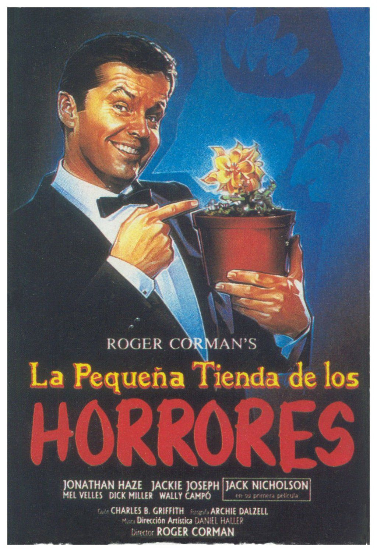 La Pequeña Tienda De Los Horrores Tienda De Los Horrores Horror Movie Posters Y Pequeñas Tiendas