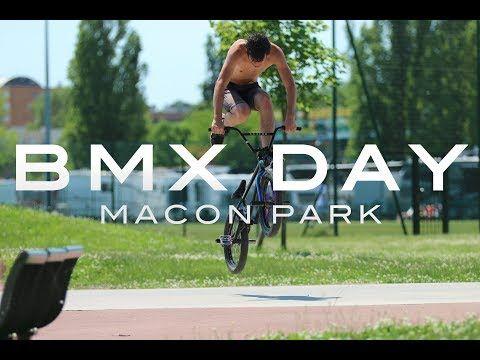 BMX DAY - Macon Park #macon   tutotubefr/travaux-renovation - installer une vmc dans un appartement