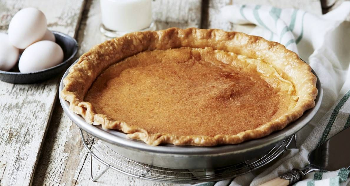 Anne Byrn S Shaker Buttermilk Pie With Images Lemon Meringue Pie Easy Pie Crust Recipe Easy Pie Recipes