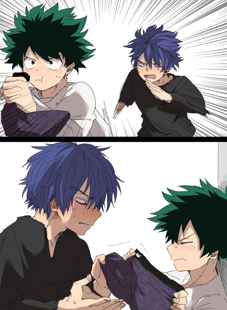 Boku No Hero Academia Midoriya Izuku Shinsou Hitoshi My Hero Academia Episodes Cute Anime Character Hero