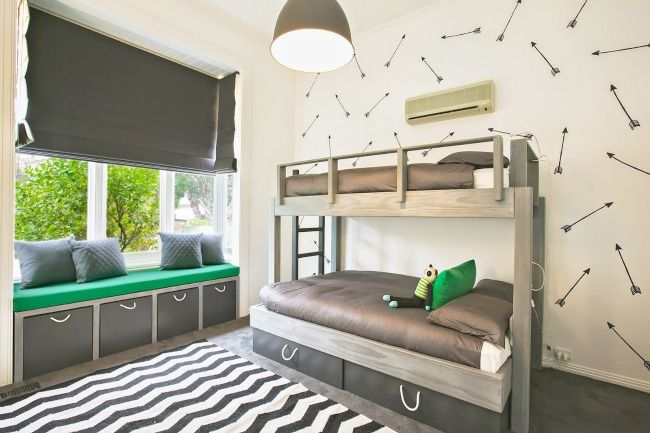 Las mejores habitaciones juveniles para chico | Habitación juvenil ...