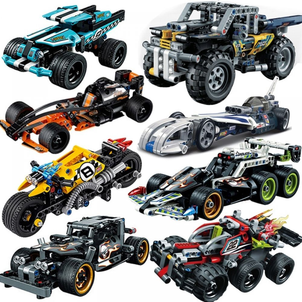 Sports Car Club Rally Car Compatible Legoings City Super Racing Series Children S Educational Building Blocks Toy Birthday Gifts In 2020 Truck Diy Building Blocks Kids Car