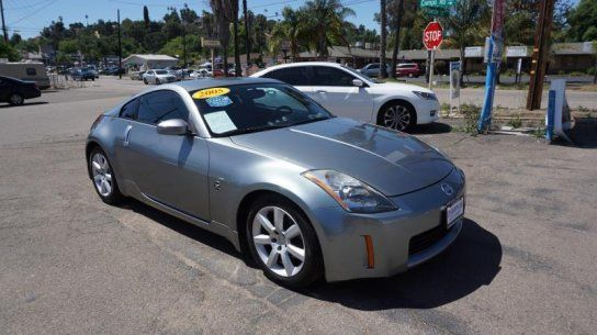 Coupe, 2005 Nissan 350Z Touring Coupe with 2 Door in