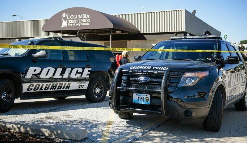 Columbia Missouri 2014 Interceptor Utility And Chevy Tahoe Police Cars Emergency Vehicles Chevrolet Tahoe