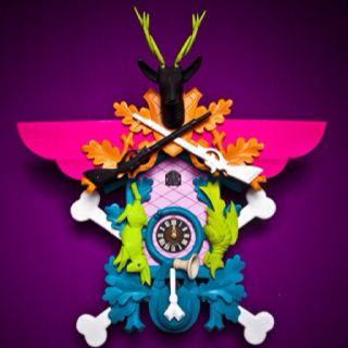 Stefan Strumbel Cuckoo Clock