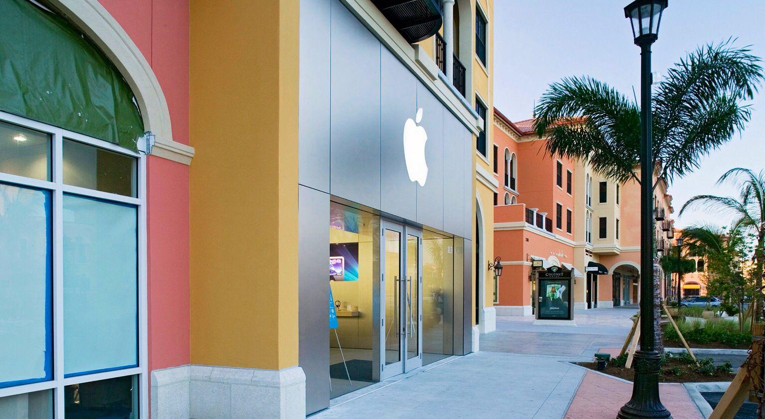 Apple Store at Cocoanut Point Estero FL Apple store