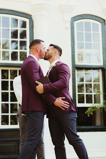 homoseksuelle par romantisk sex