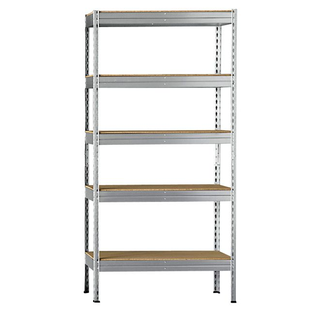 Etagere 5 Tablettes Industry 90 Cm Castorama