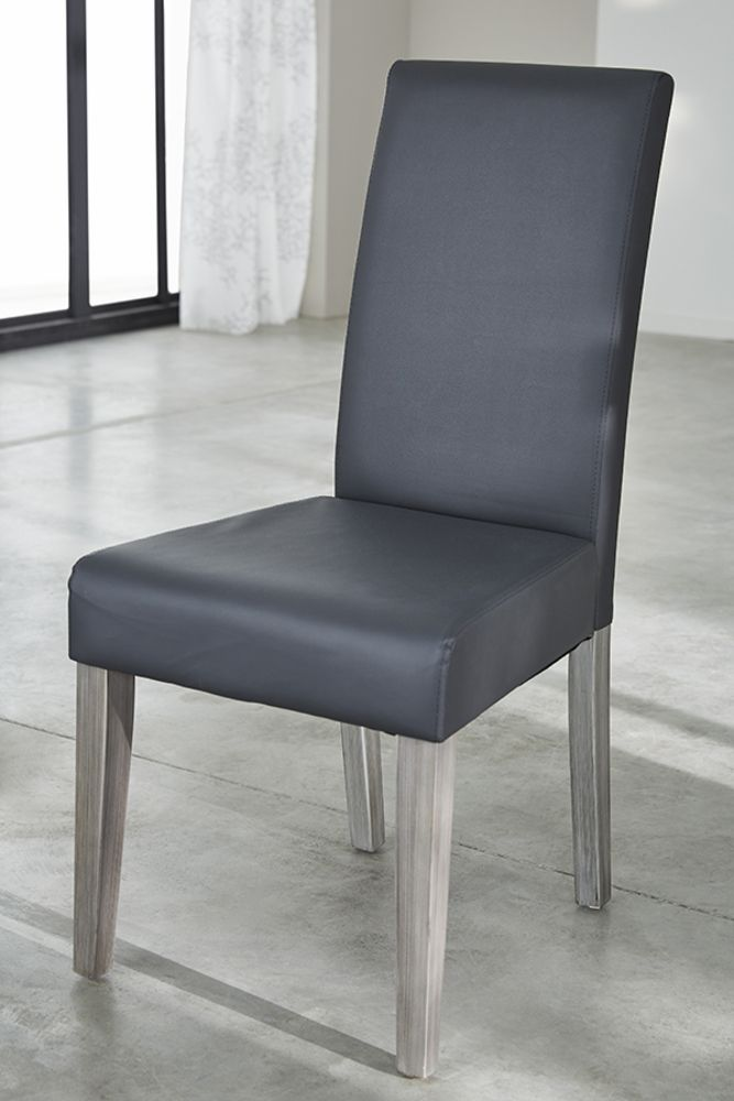 Chaise Grise Salle A Manger.Redoutable Chaise Salle A Manger Grise Decoration