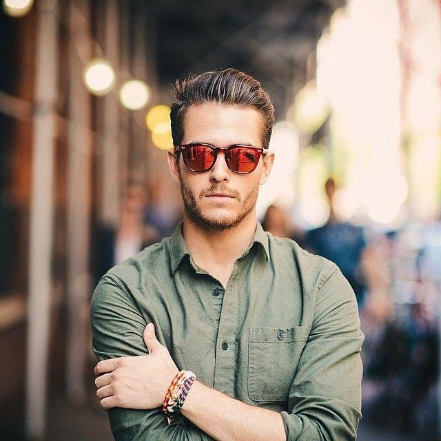 f4048b513c638 Macho Moda - Blog de Moda Masculina  Os Óculos Masculinos em alta pra 2015!