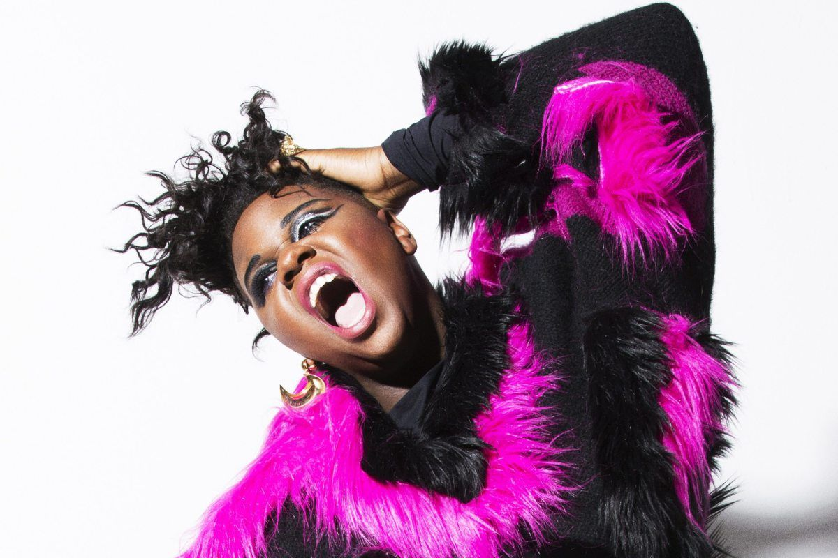 Alex Newell Won't Fit into Your Mold, But He Might Squeeze into YourShoes