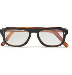 Kingsman - + Cutler and Gross Square-Frame Acetate Optical Glasses