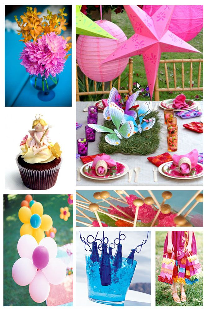 Girls Birthday Party Themes At Park Top 5 Ideas For Girls Birthday Party Girly Birthday Party Girls Birthday Party Spa Birthday Parties