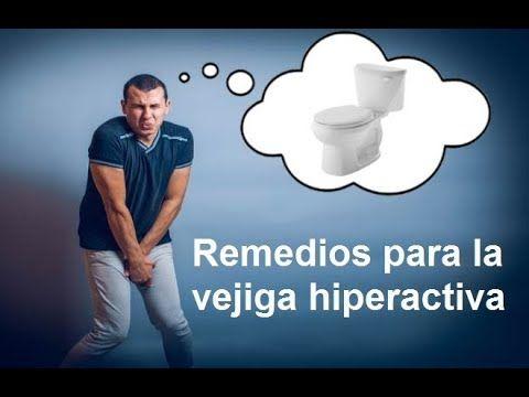 remedios caseros para vejiga hiperactiva
