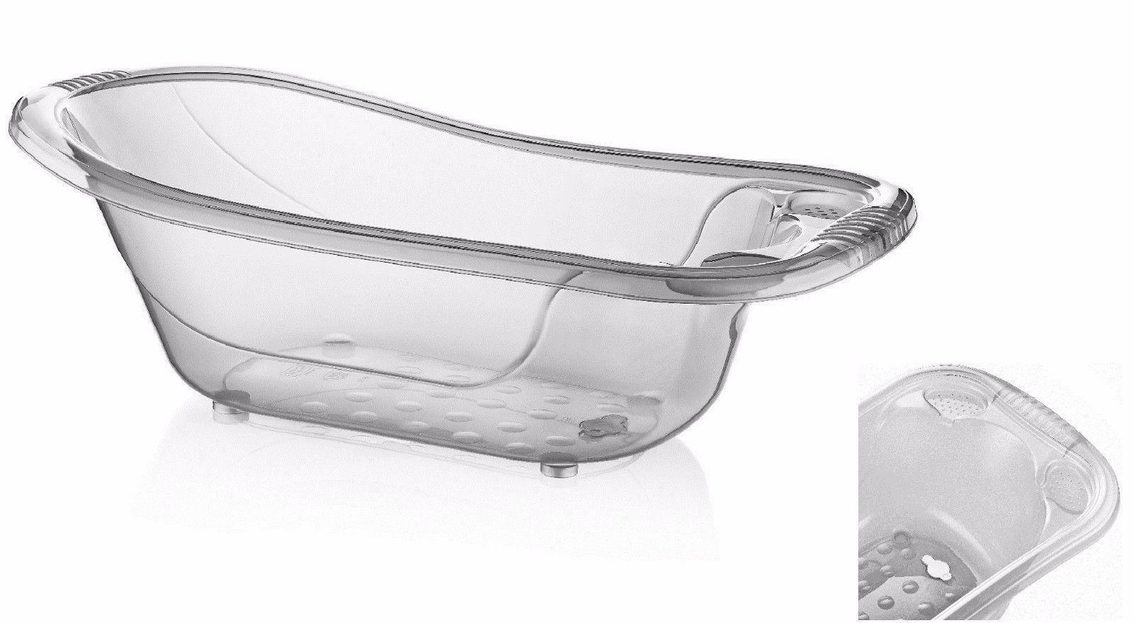 50 #litre large aqua white #clear #transparent baby bath tub, View ...