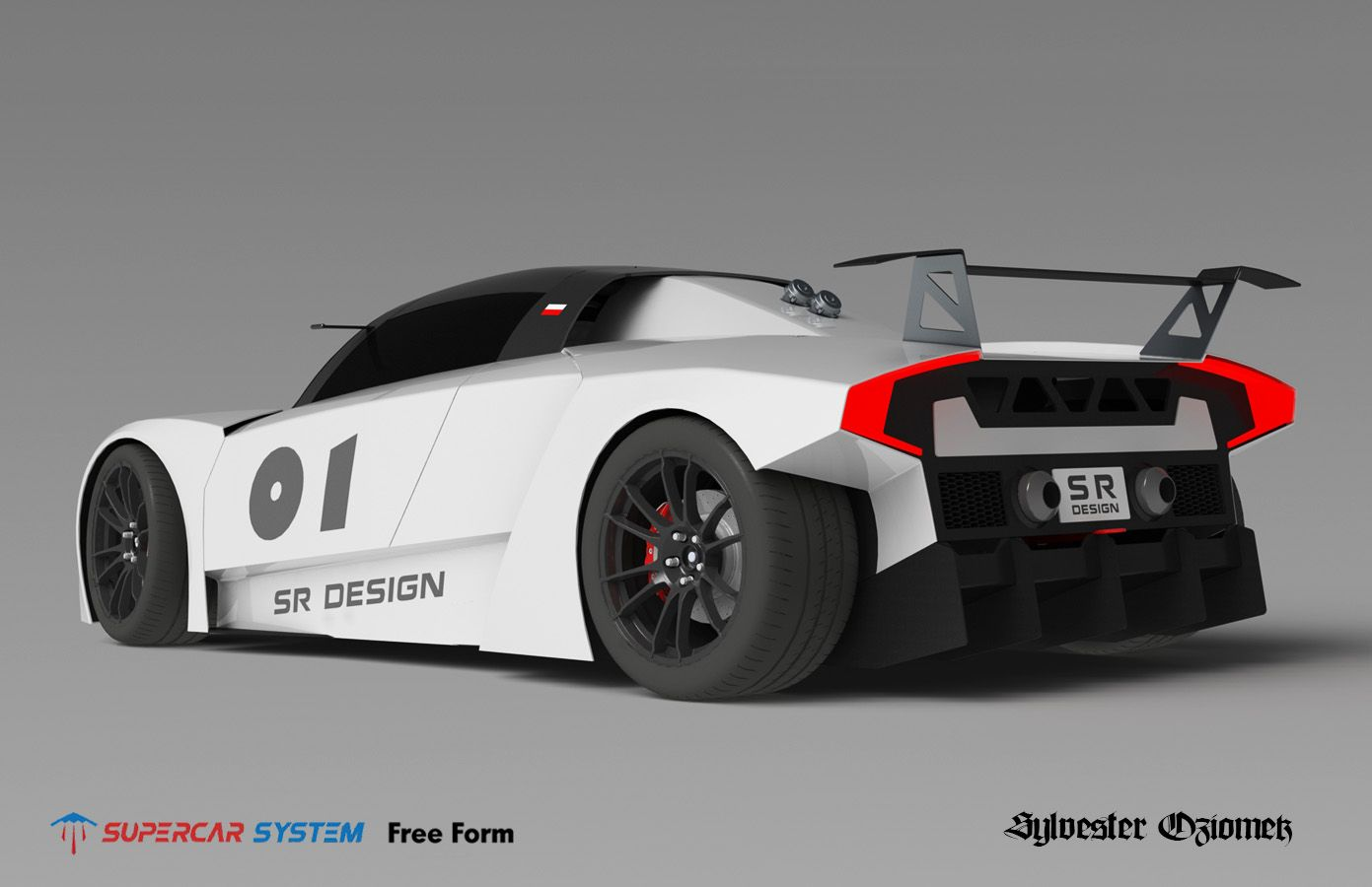 Agresor Supercar Supercar System Body Design Challenge Super Cars Design Challenges System