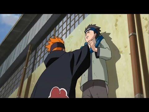 Konohamaru vs Pain English Dub HD - YouTube | Naruto Music