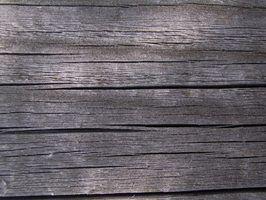 Wie Man Neues Holz Alt Aussehen Lässt
