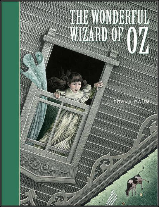 similarities between the wizard of oz book and movie