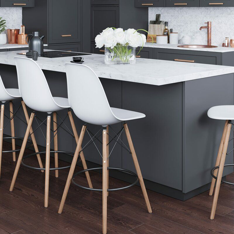 Alyssa Bar Counter Stool With Images Counter Stools Bar