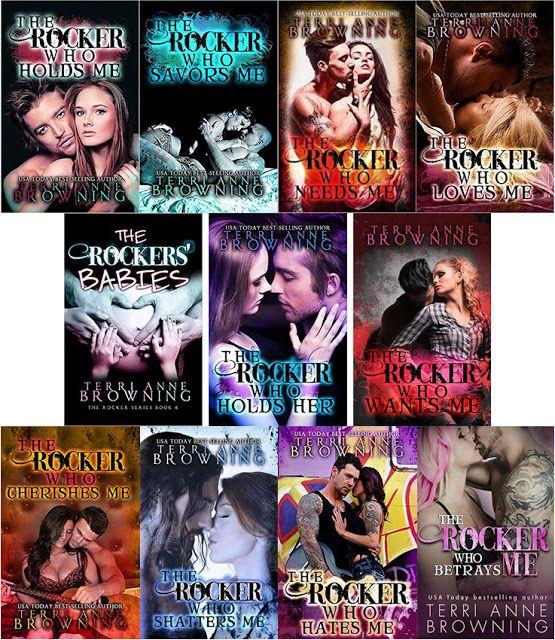 Romanticos E Eroticos Book Terri Anne Browning The Rocker 1 A