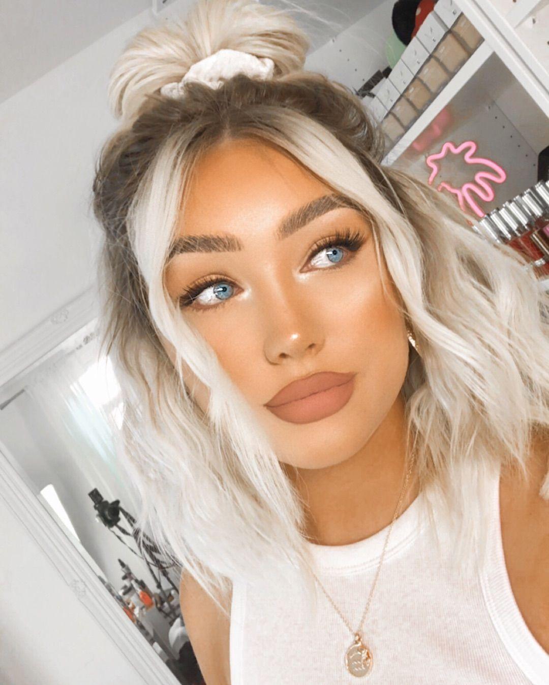 G I N Box Auf Instagram Was Haben Sie An Diesem Sonnigen Tag Gewesen Snapchat Filter Sucht In 2020 Hairdos For Short Hair Hair Styles Short Hair Styles