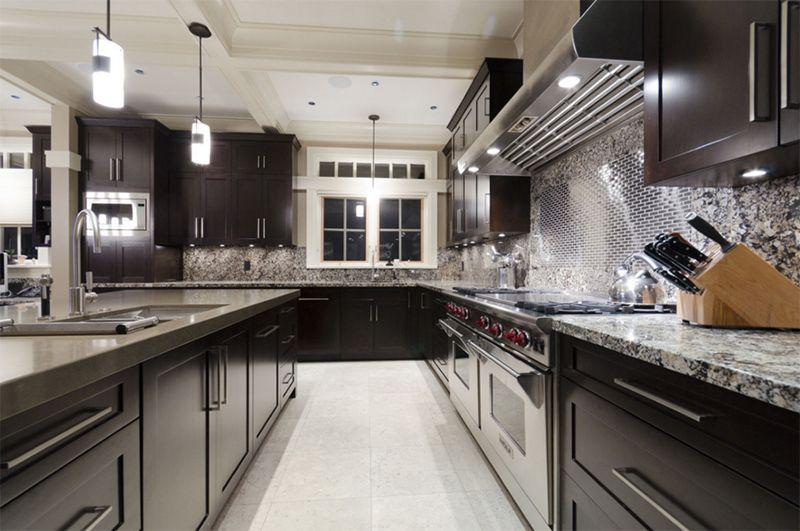 25 Minimalist Shaker Kitchen Cabinet Designs | Shaker kitchen ...