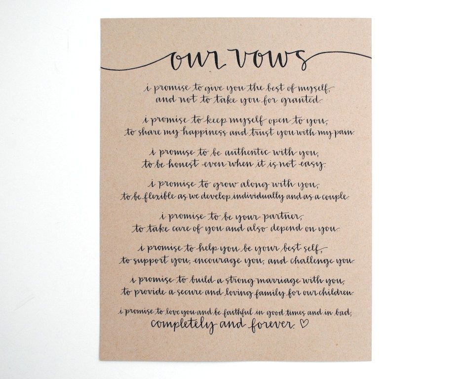 our vows#Repin By:Pinterest++ for iPad#